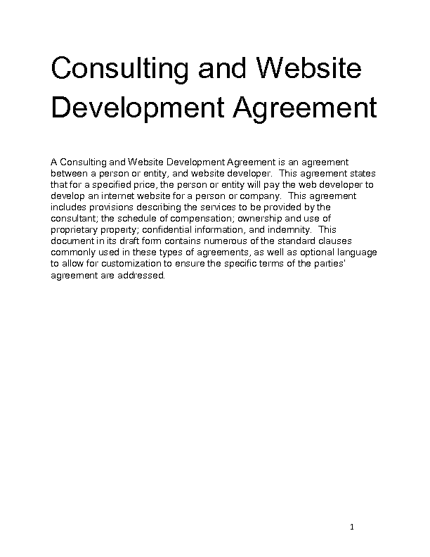 Welcome to docs 4 sale consulting and web development agreement platinumwayz