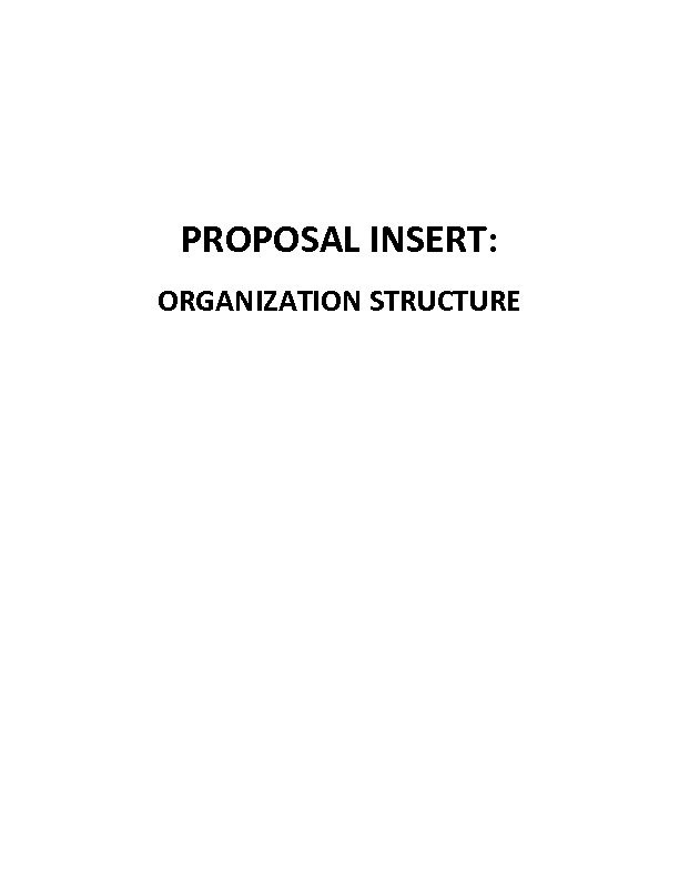 he structural design of a proposed 1030 site / civil design 1040 structural design criteria  design-build request for proposal november 27, 2013 section 1 - request for proposal page 6 of 21.